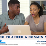 Why do you need a domain